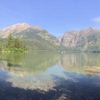 Photo taken at Phelps Lake by Thad H. on 6/29/2015