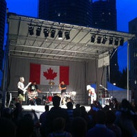 Photo taken at Harbourfront Centre by Eduardo H. on 7/2/2013