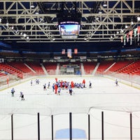 Photo taken at Herb Brooks Arena by Dave W. on 7/21/2017