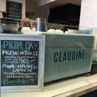 Photo taken at Claudine Kitchen and Bakeshop by Dave W. on 6/5/2016