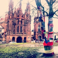 Photo taken at St. Anne's Church by Kris B. on 1/4/2013