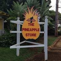 Photo taken at The Pineapple Store by Patrick V. on 9/19/2013