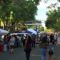 Photo taken at 1st Wed. Pleasanton Main Street Fair by Michael B. on 6/2/2016