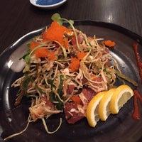 Photo taken at Zakuro Japanese Bistro & Sushi Bar by Michael B. on 10/9/2015