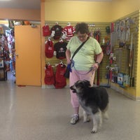 Photo taken at The Canine Consultant & Pet Supply by Michael B. on 5/28/2014