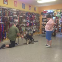 Photo taken at The Canine Consultant & Pet Supply by Michael B. on 5/21/2014