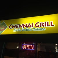 Photo taken at Chennai Grill by Michael B. on 11/19/2016