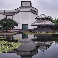 Photo taken at 苏州园林博物馆 Suzhou Garden Museum by Wang Y. on 5/5/2017
