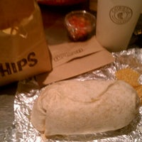Photo taken at Chipotle Mexican Grill by Joel D. on 10/25/2012