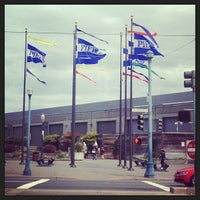 Photo taken at Pier 35 by Chester S. on 3/30/2013