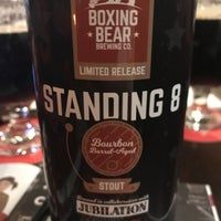Photo taken at Boxing Bear Brewing Company by TiffV on 12/28/2017