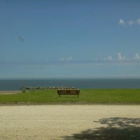 Photo taken at Lakeshore Park by Russell A. on 6/17/2013