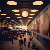 Photo taken at Copenhagen Airport (CPH) by Brian P. on 5/10/2013