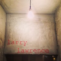 Photo taken at Larry Lawrence by Brian P. on 1/20/2013