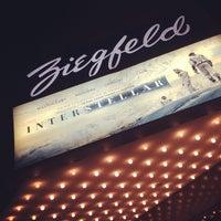 Photo taken at Ziegfeld Theatre W/E screening by Brian P. on 11/9/2014