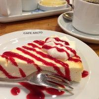 Photo taken at Café Aalto by yoto1208 on 10/18/2012