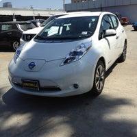 Photo taken at Nissan Downtown L.A. by David S. on 4/27/2013