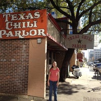 Photo taken at Texas Chili Parlor by David S. on 10/19/2012