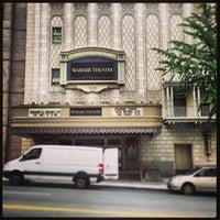 5/16/2013 tarihinde James D.ziyaretçi tarafından Warner Theatre'de çekilen fotoğraf