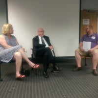 Photo taken at New Organizing Institute by James D. on 6/26/2014