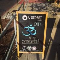 10/7/2014 tarihinde James D.ziyaretçi tarafından U Street Café'de çekilen fotoğraf