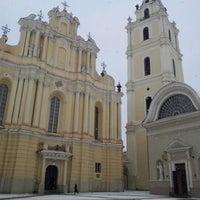 Photo taken at Vilnius by Rima T. on 12/8/2012