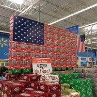 Photo taken at Walmart Supercenter by Alex T. on 6/7/2014
