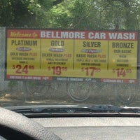 Photo taken at Bellmore Car Wash by Mike V. on 5/31/2013