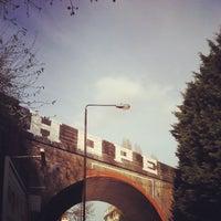 Photo taken at Gospel Oak London Overground Station by Rubo S. on 4/17/2013