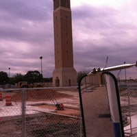 Photo taken at Albritton Bell Tower by Adrian R. on 10/9/2012