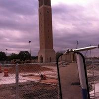 Foto scattata a Albritton Bell Tower da Adrian R. il 10/9/2012