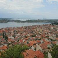 Photo taken at Tvrđava Šubićevac by Ladislav J. on 8/19/2016
