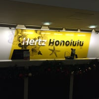 Photo taken at Hertz Rent a Car by Hessa A. on 12/26/2016