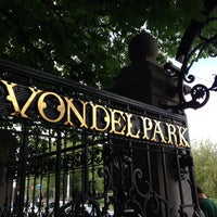 Photo prise au Vondelpark par Bruno W. le6/23/2013