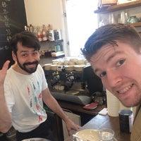 Photo taken at Coffee imrvére by JaroslavSl 3. on 6/17/2016
