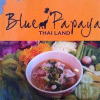 6/27/2013にRay P.がBlue Papaya Thailand 恵比寿店で撮った写真