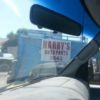Photo taken at Harry's Auto Parts by Brian H. on 6/22/2013