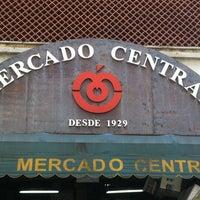 Foto tirada no(a) Mercado Central por silvana serpa s. em 6/8/2013