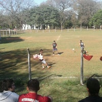 Photo taken at Cancha FCV-UNA by Juancito C. on 8/9/2016