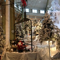 Photo taken at Petitti Garden Center by Bonnie P. on 12/8/2012