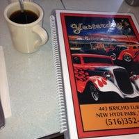 Photo taken at Yesterday's Diner by Anita K. on 7/5/2013
