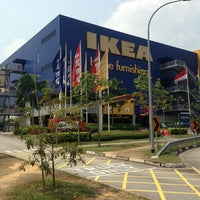 Photo taken at IKEA by louie b. on 6/23/2013