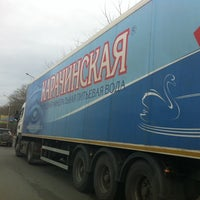 Photo taken at Переезд  на Порт-Артурской by Вадим Dj Ritm Б. on 4/10/2014