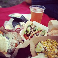Photo taken at Food Truck Friday @ Tower Grove Park by Amanda H. on 9/14/2012