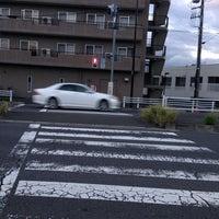 Photo taken at 町田西郵便局前 交差点 by rabbitboy on 10/6/2014