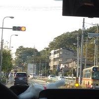 Photo taken at 町田西郵便局前 交差点 by rabbitboy on 10/18/2014