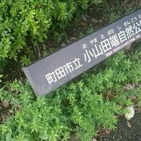 Photo taken at 小山田端自然公園 by rabbitboy on 9/9/2016