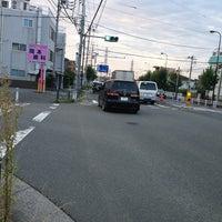 Photo taken at 町田西郵便局前 交差点 by rabbitboy on 9/11/2014