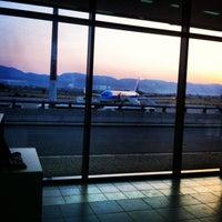 Photo taken at Zakynthos International Airport Dionysios Solomos (ZTH) by Rinny on 6/24/2013