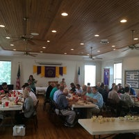 Photo taken at Lions Club by jameswoodmotors on 6/25/2014
